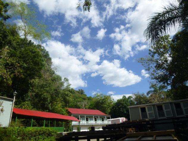 puerto rico sunny sky ponce