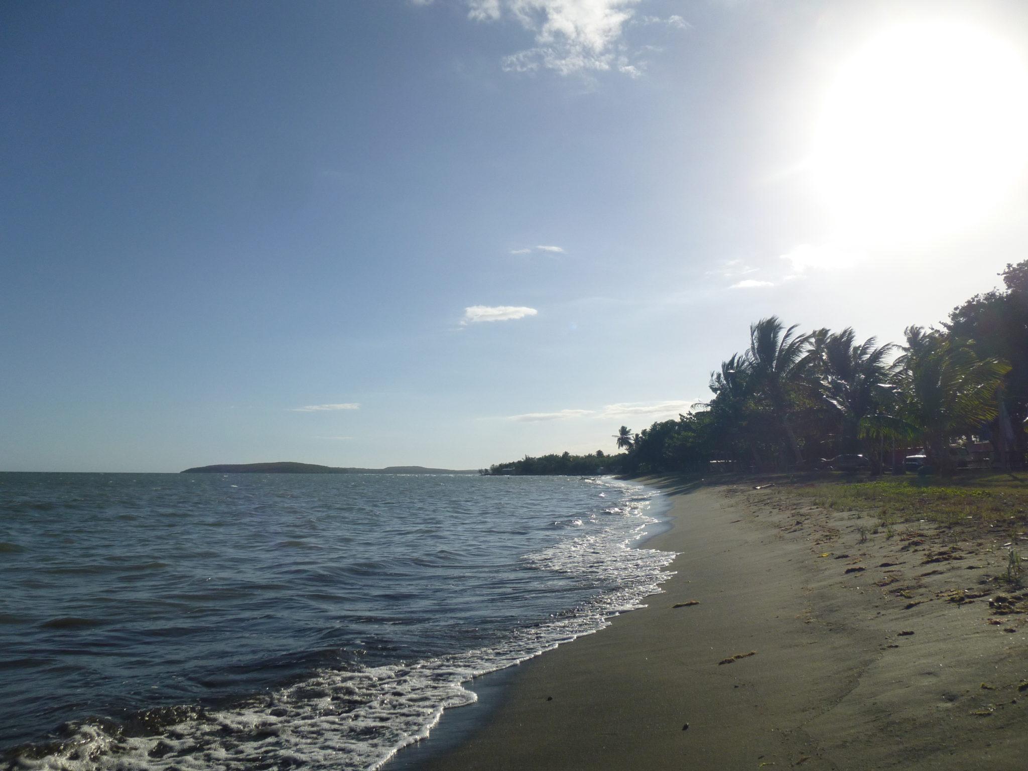 puerto rico beach sun