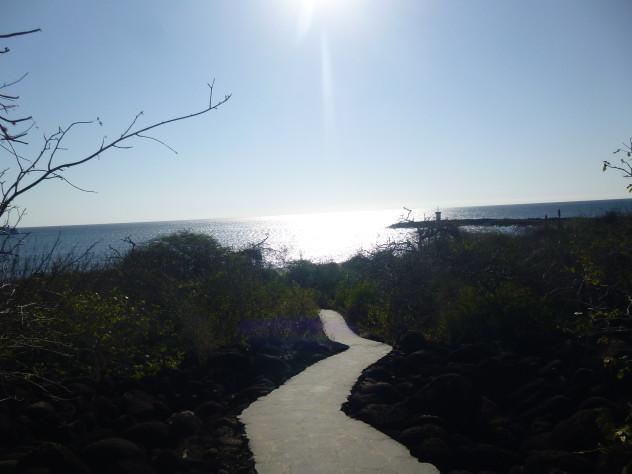 Path to Las Tijeretas