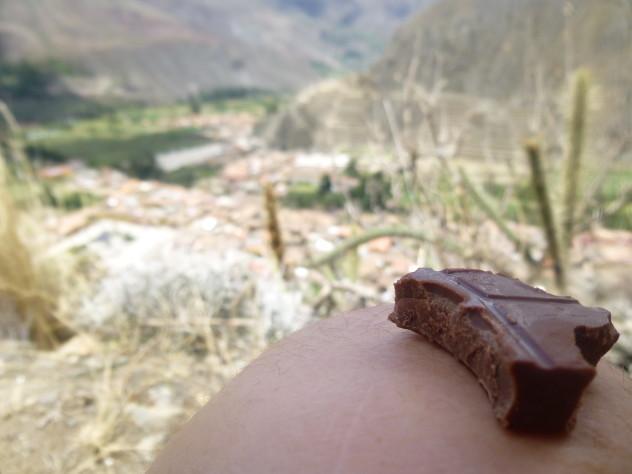 Pinkuylluna Chocolate