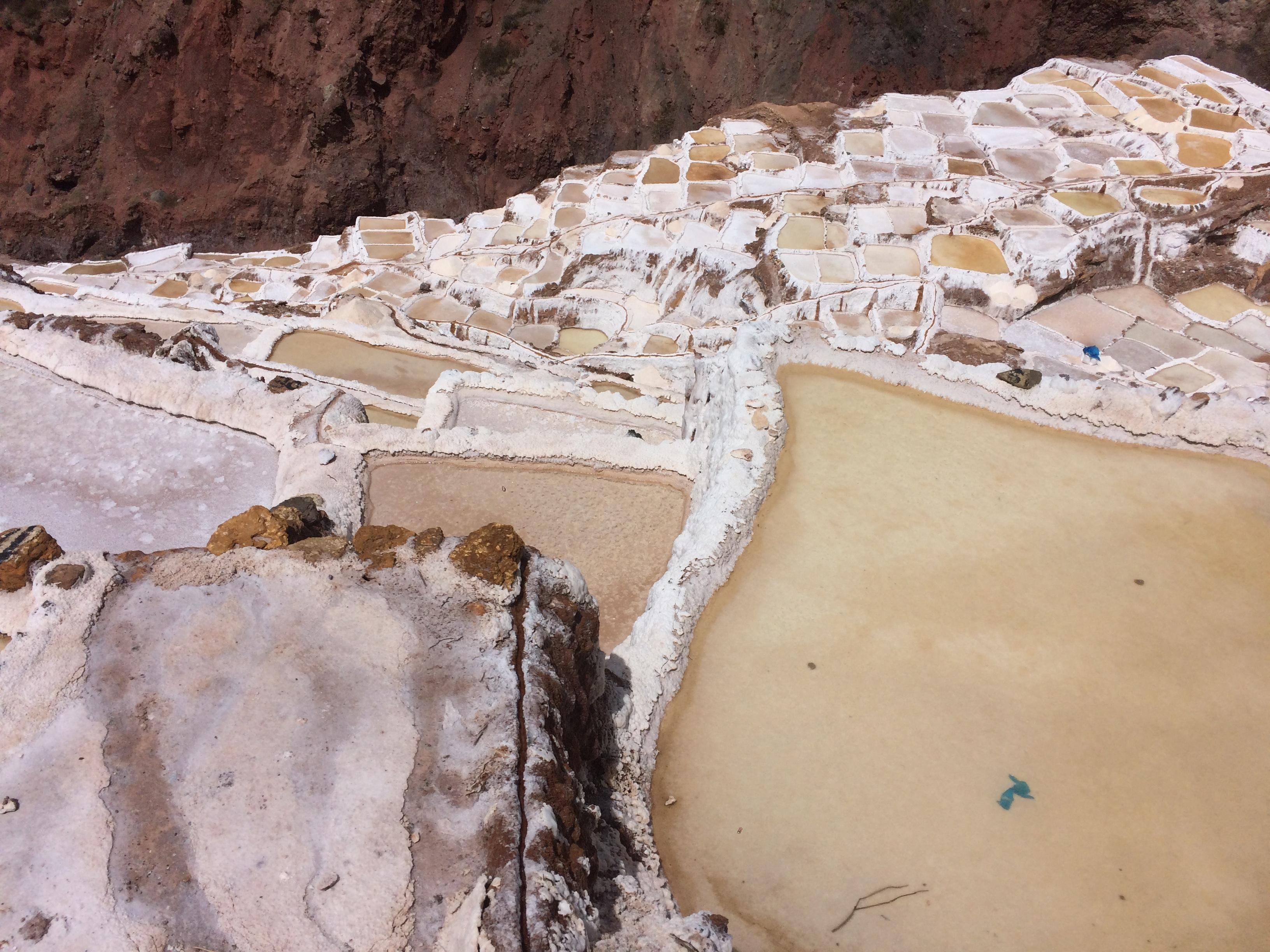 iPhone 260 - How to See Salt Mines in Peru: A Guide In Photos