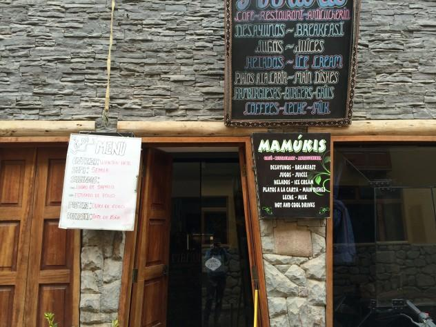 A local restaurant in Ollantaytambo, Peru. | | | The most comprehensive guide out there to Ollantaytambo, Peru, a small town on the way to Machu Picchu that I had the pleasure to live in for a few months! | #Ollantaytambo #machu Picchu #sacred #valley #valle #sagrado #Travel #Cusco #cuzco #guide #itinerary #What #to #do #eat