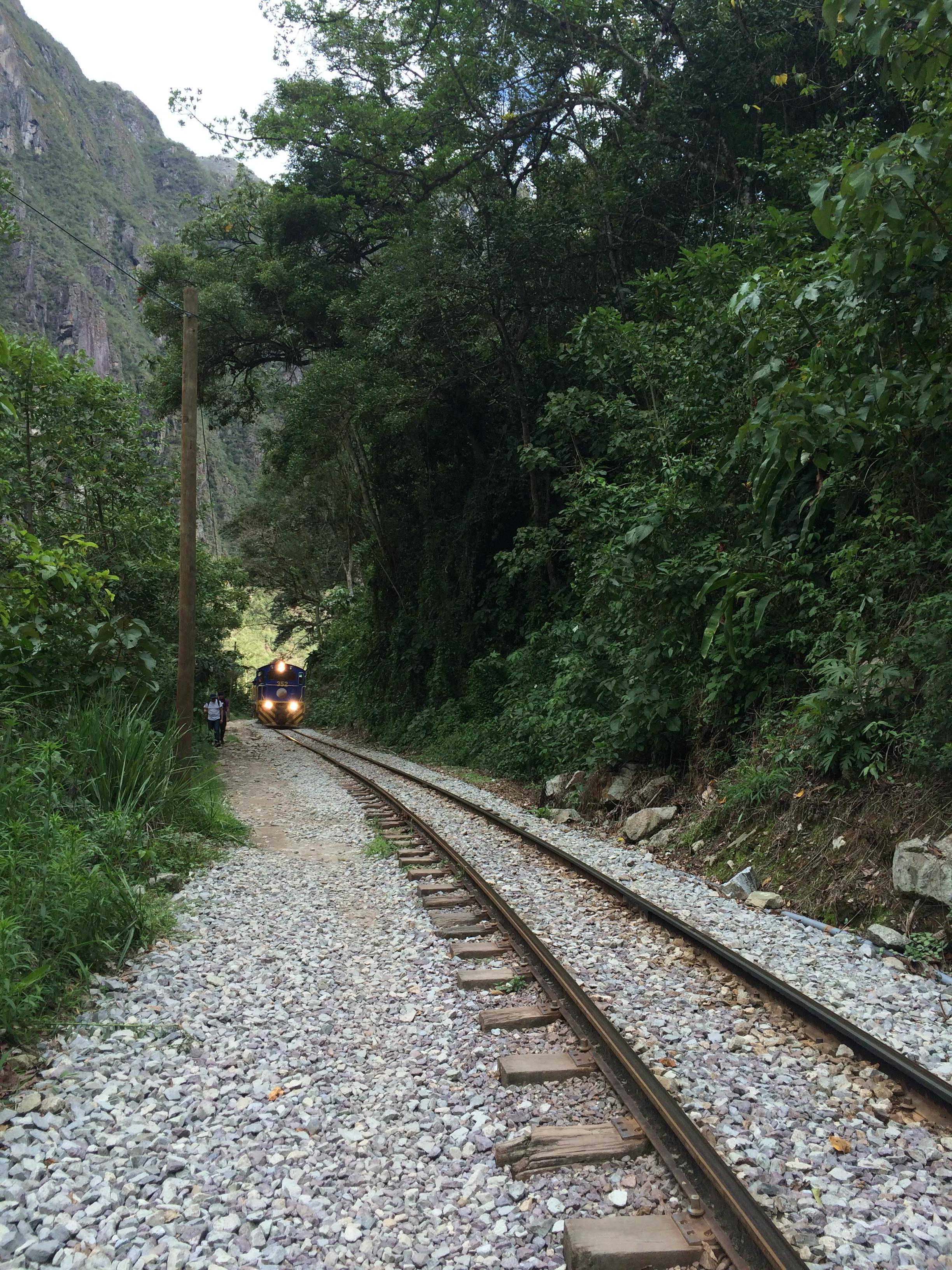 iPhone Machu Picchu 120 - Backpacking Machu Picchu: How to Get to Aguas Calientes (Photos)
