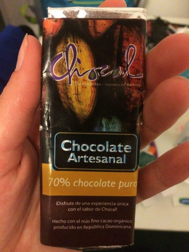 chocolate artesanal dominican republic