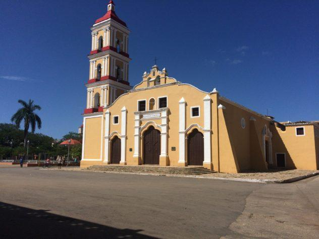 Iglesia de Remedios (Remedios Church)