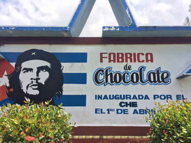 Che Chocolate Factory