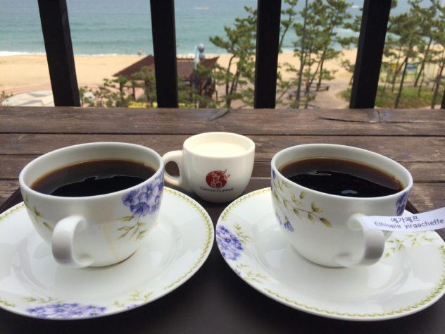 Cafe Cupper Gangneung South Korea