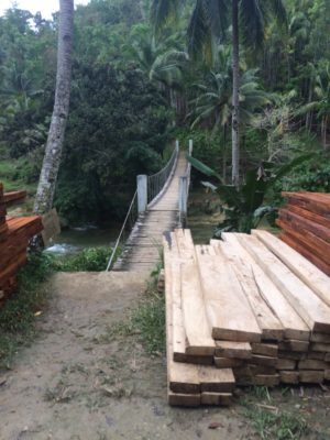 Bohol Island Tour Philippines Bridge