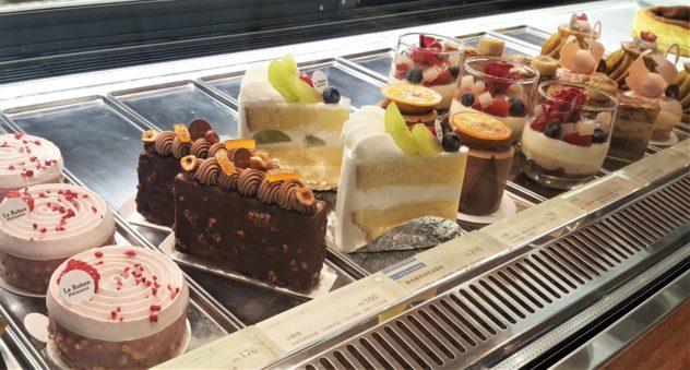 Le Ruban Chocolat Taipei pastries
