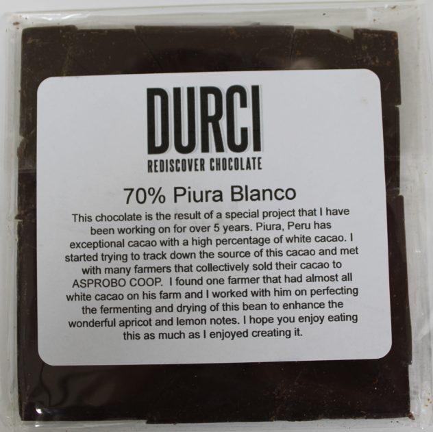 durci piura peru underground chocolate 70 front of bar