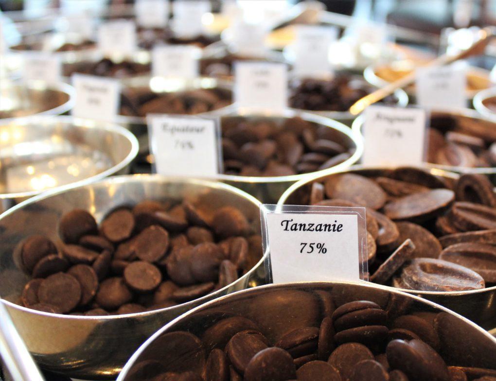 sukhothai lobby salon chocolate buffet hot chocolate feves
