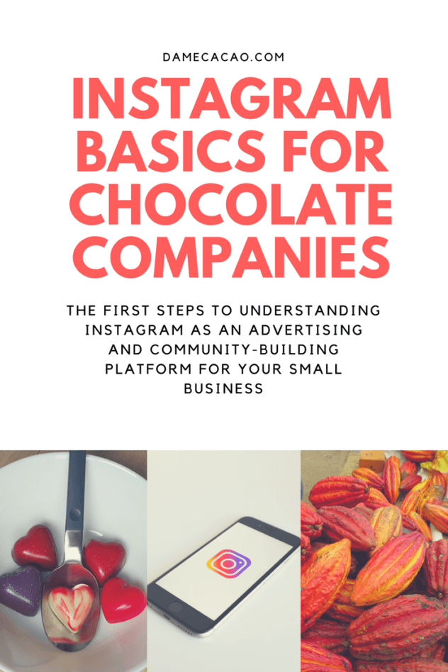Looking to connect with customers or find free advertising on social media? Your chocolate business will thank you for investing the time in opening an Instagram for your chocolate business. The best part? It's free!   #free #advertising #social #media #instagram #chocolate #chocolat #basics #cacao #bean #to #bar #craft #food #entrepreneur #tips #improve