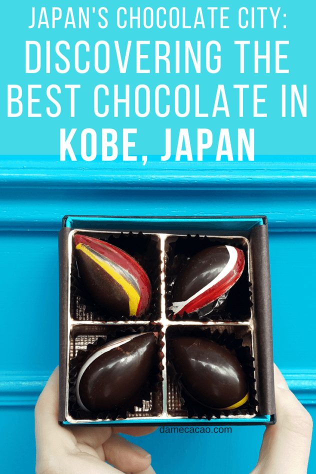 Kobe chocolate pinterest pin 2