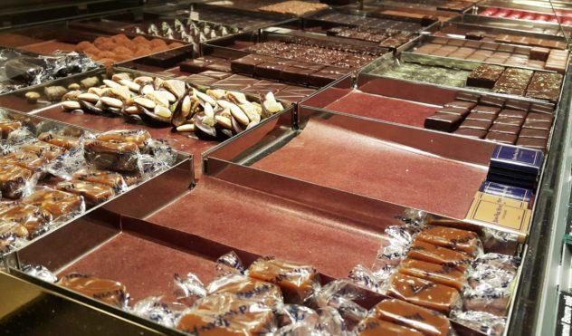 Kyoto Chocolate Jean Paul Hévin Bonbons
