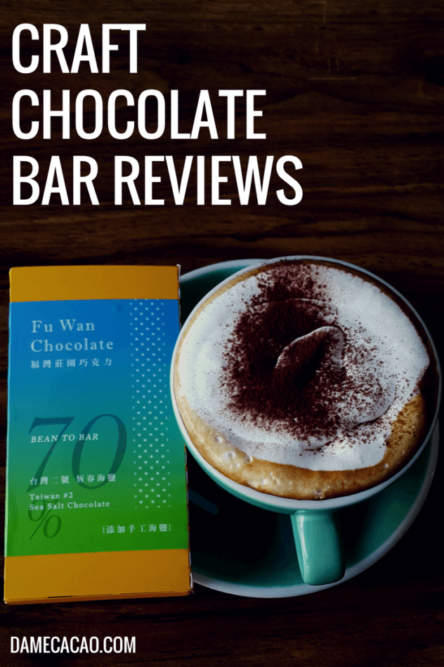Looking for the best chocolate in the world? Interested in getting into craft chocolate, but not sure where to start? How about by exploring hundreds of bean to bar chocolate reviews written by an expert at damecacao.com | #bean #to #bar #chocolate #review #reviews #craft #microbatch #small #batch #artisanal #dandelion #patric #rogue