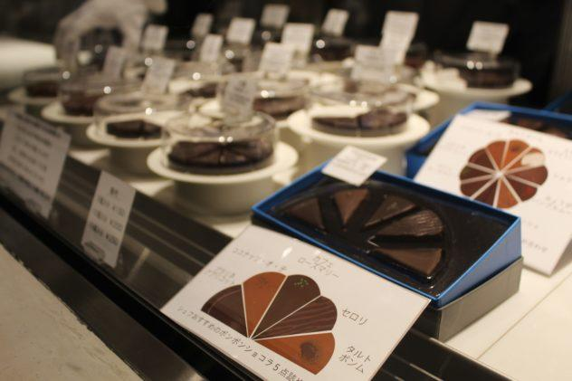 Kyoto Chocolate Guide Assemblage Kakimoto Shop Truffles