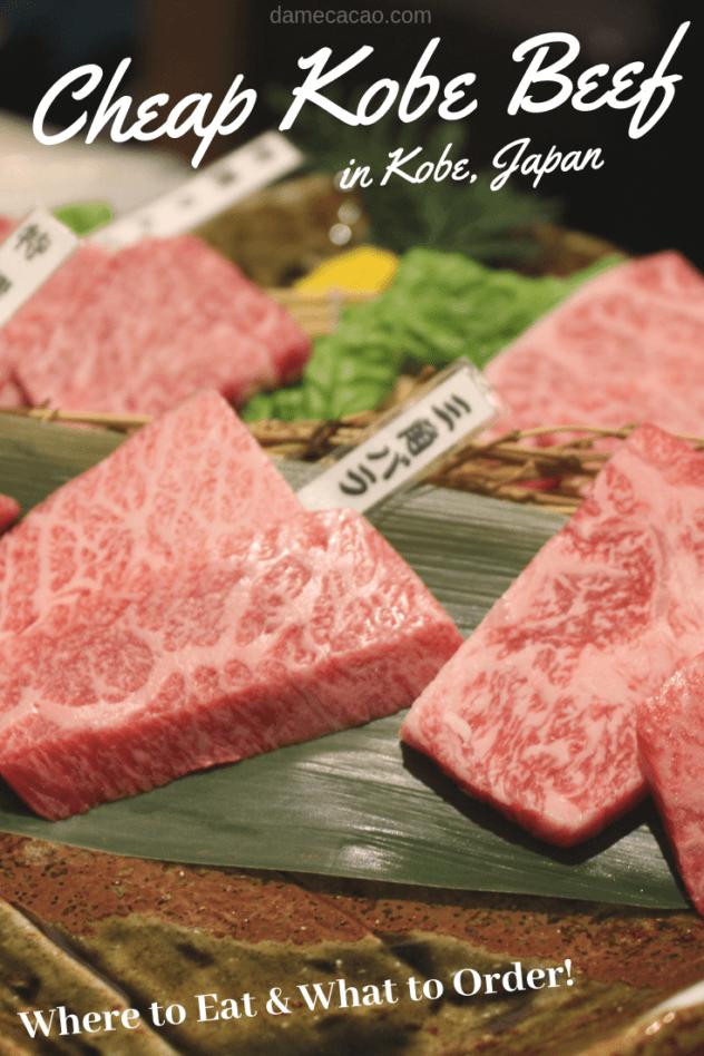 Kobe Beef pinterest pin 3