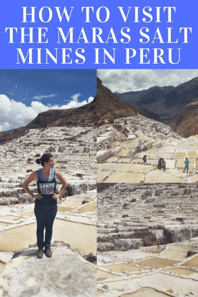 How to visit & what to expect at the Salineras de Maras (Salt Mines of Maras) in the Sacred Valley of Peru, from someone who actually lived there! | #Sacred #Valley #Ollantaytambo #Maras #salineras #Salt #mines #mine #Travel #Peru #activities #must #see #daytrip #cheap #hike #beautiful