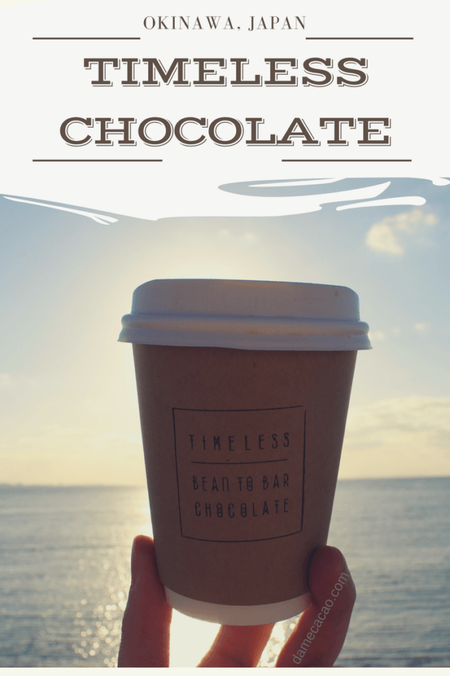 How and why to check out the only chocolate maker in Okinawa, Japan! Learn all about his technique, sourcing, and origin story in this interview and review of Timeless Bean to Bar Chocolate Maker, located in American Village. | #Okinawa, #Japan #chatan #American #village #Craft #Chocolate #beantobar #must #eat #foodie #restaurant #best #Travel