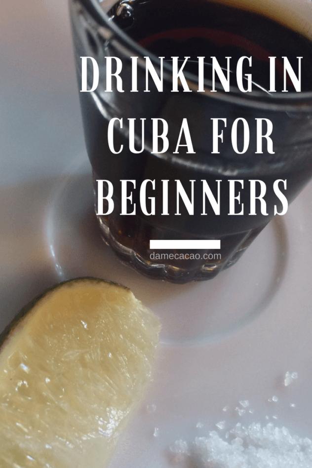 Cuban drinking pinterest pin 2