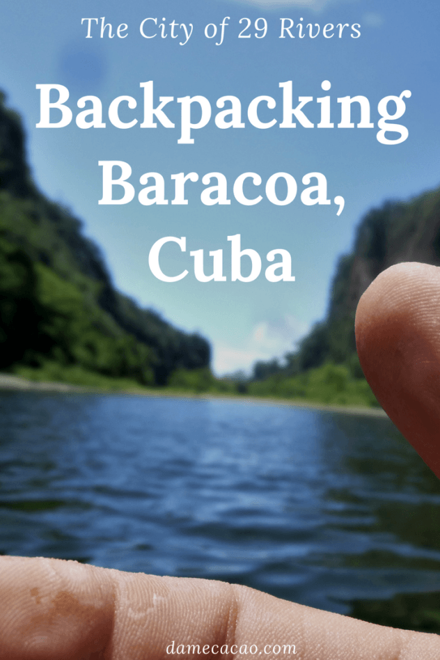 Baracoa is one of the most beautiful cities in Cuba, as well as one of the least-visited. But that's merely thanks to distance, as I managed to happily spend an entire week in the city, exploring beaches, mountains, and flavors I was so not expecting! | #travel #cuba #caribbean #like #local #baracoa #things #to #do #activities #traveling #outside #havana #eastern #backpacking #backpack #backpacker #what #must #beach
