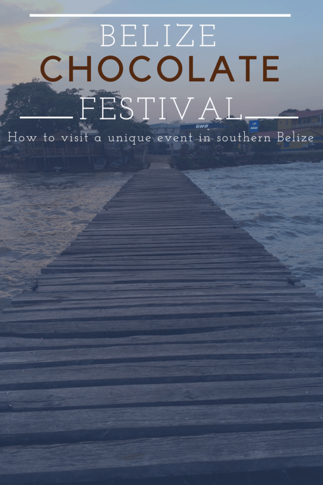 Punta Gorda is a stunning town at the southern tip of Belize, and every year they hold a 3-day chocolate festival that you simply can't miss! Don't forget your dancing shoes. | #chocolate #craft #food #fine #beantobar #chocolat #cocoa #cacao #foodies #belize #travel #chocoholic #lover #central #america #festival #foodie #punta #gorda #event