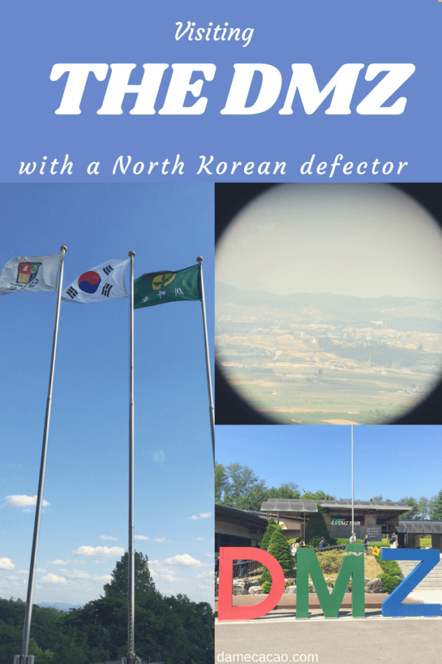 It seems like all DMZ tours are the same, right? WRONG! There are alternatives to the JSA Tour, and you don't have to be a local to go on this one. Even better? There's a special guest coming along... | #south #korea #dmz #demilitarized #zone #tour #jsa #blue #house #observatory #dora #station #Korean #peace #cheorwon #north #defector #travel