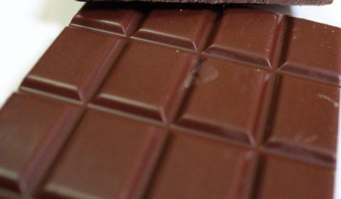 Craft Chocolate Review Heist Margarita Front of Bar Closeup