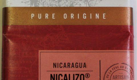 Craft Chocolate Review A Morin Nicalizo Nicaragua 70% Front of Bar Packaging