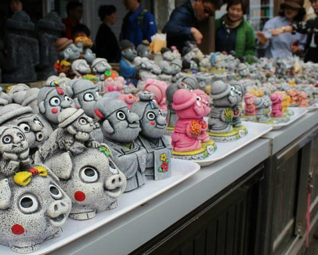 Trinkets from Jeju | #travel #korea #jeju #island #itinerary