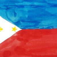 Philippines Flag 200x200 - Chocolate On The Road: The Philippines Part 1