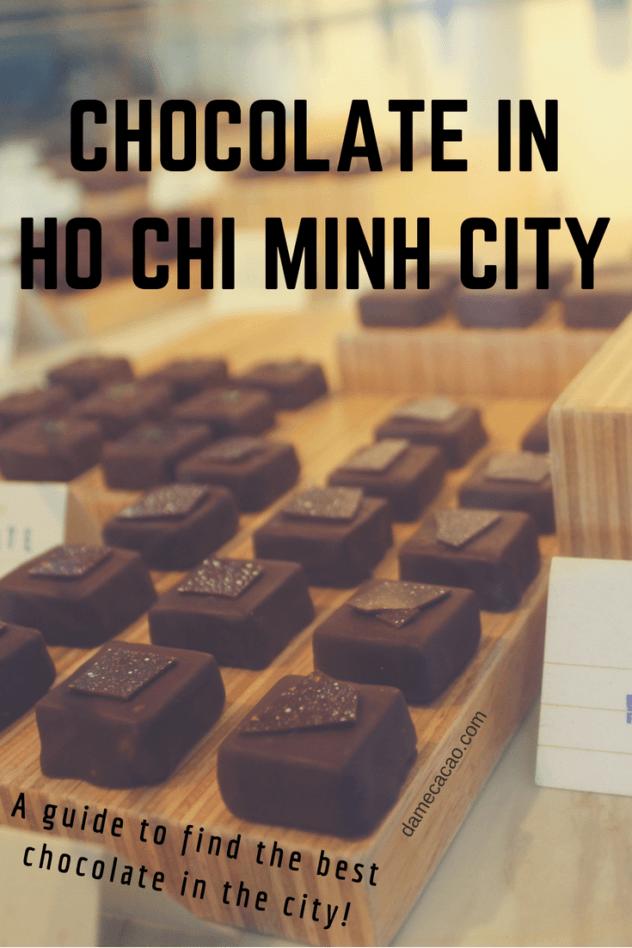 Saigon chocolate pinterest pin 2