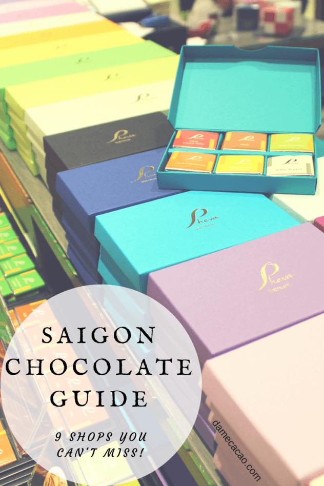Saigon chocolate pinterest pin 3