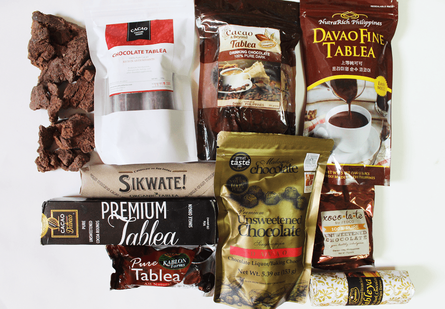Tableya Brands Cacao City Davao Packaging - Metro Manila Chocolate & Where To Find It