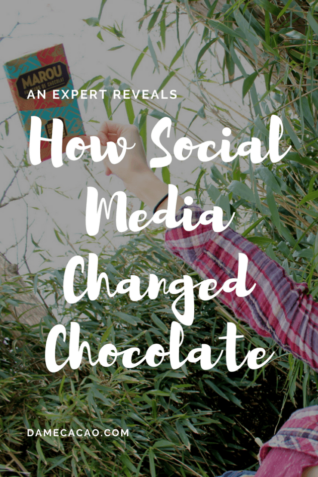 Chocolate rarely strikes people as an innovative product, but the sweet treat has changed a lot recently, and social media was the thing that gave it that big push. | #social #media #small #business #chocolate #chocolat #craft #fine #beantobar #bean #to Bar #cacao #cocoa #instagram #facebook #entrepreneur #chocolatier