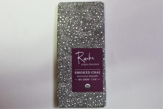 Raaka Unroasted Craft Chocolate Bar