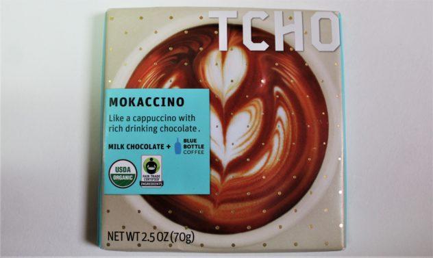 THCO Mokkachino Craft Chocolate Bars from Whole Foods