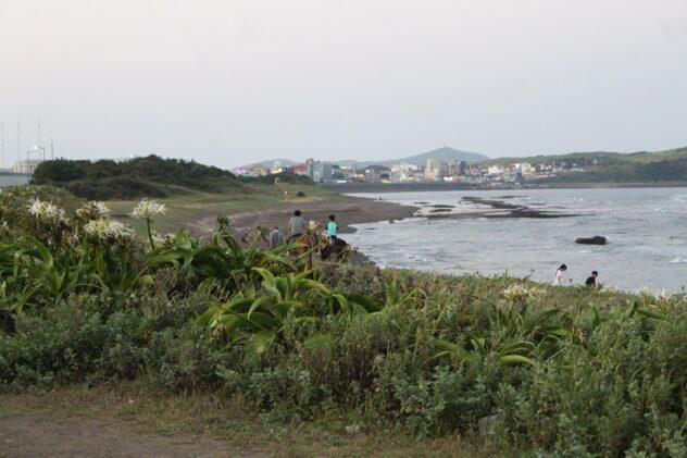Jeju Island near Udo Ferry Port 632x421 - Where To Stay On Jeju + Itinerary From A Local