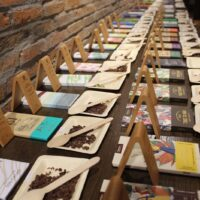 Vietnam Chocolate House Samples 200x200 - Chocolate On The Road: Why We Buy Craft Chocolate