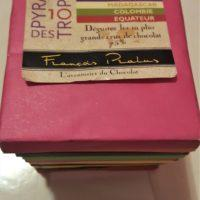 Francois Pralus Pyramid Tropicale 10 bars bean to bar french chocolate