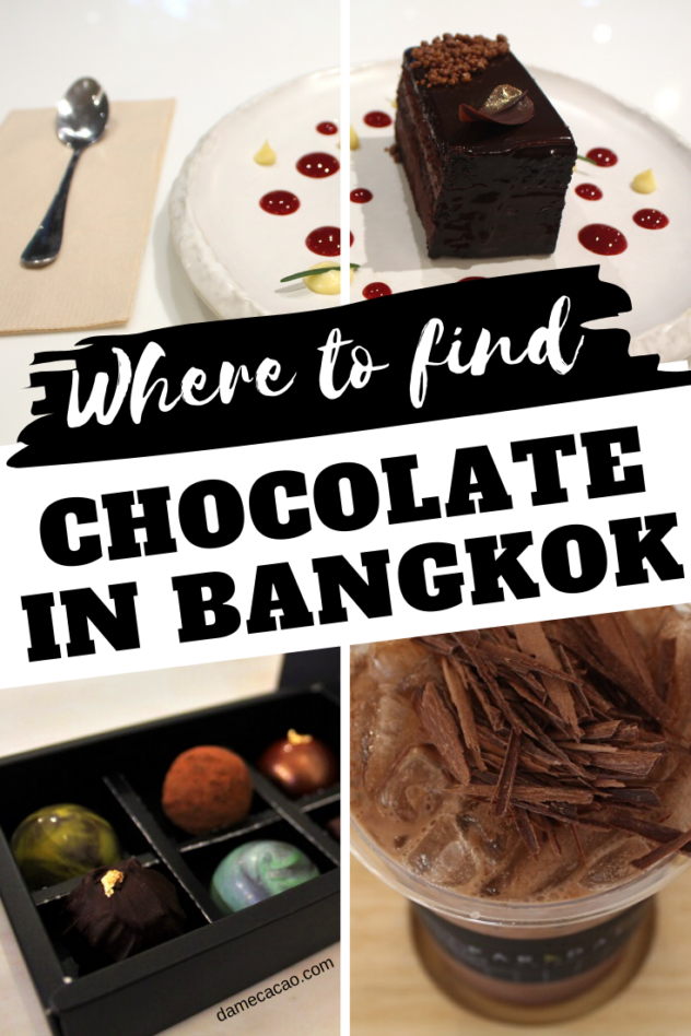 Bangkok chocolate pinterest pin 2