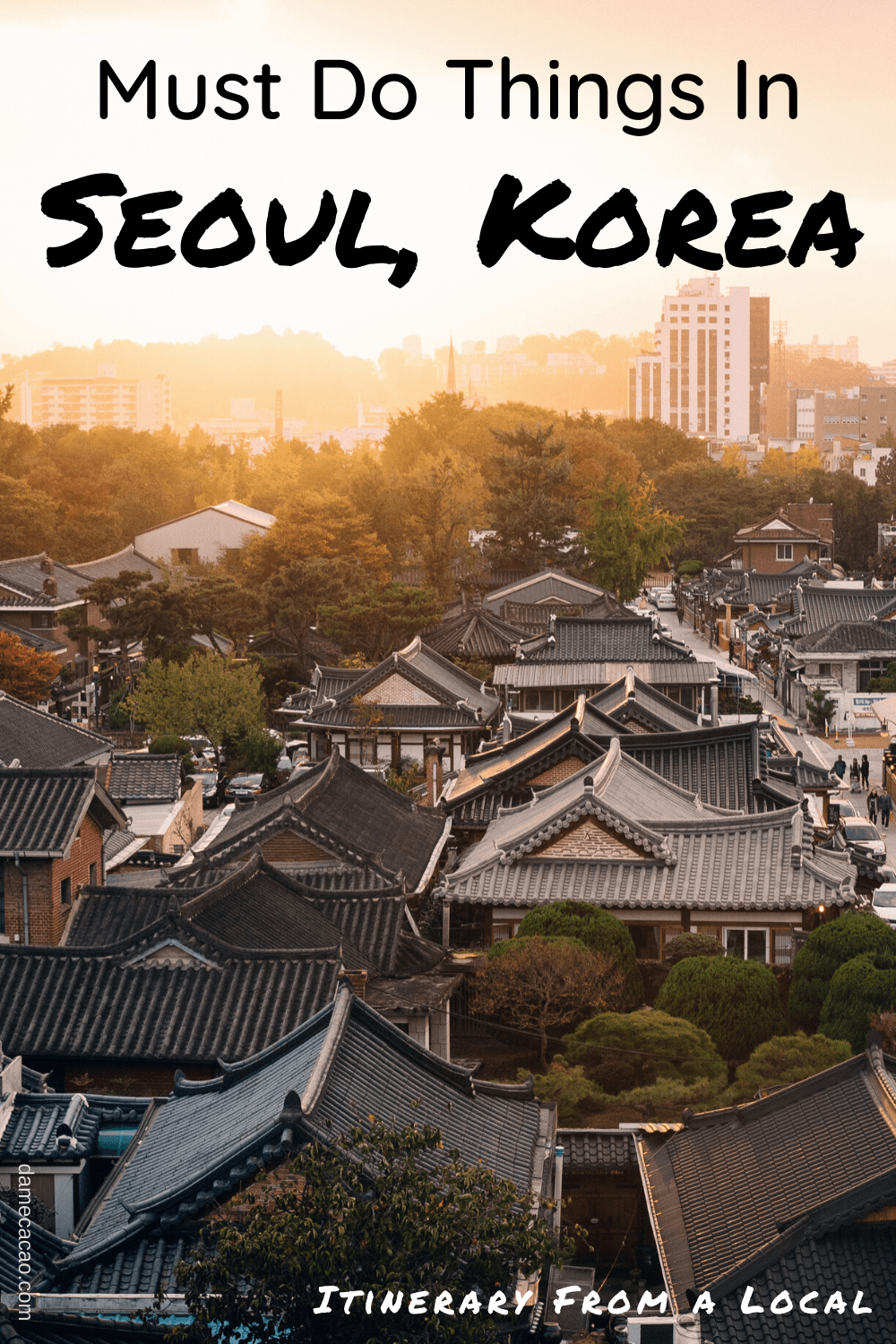 SOUTH KOREA Street Sign South Korean flag city country road wall gift SEOUL