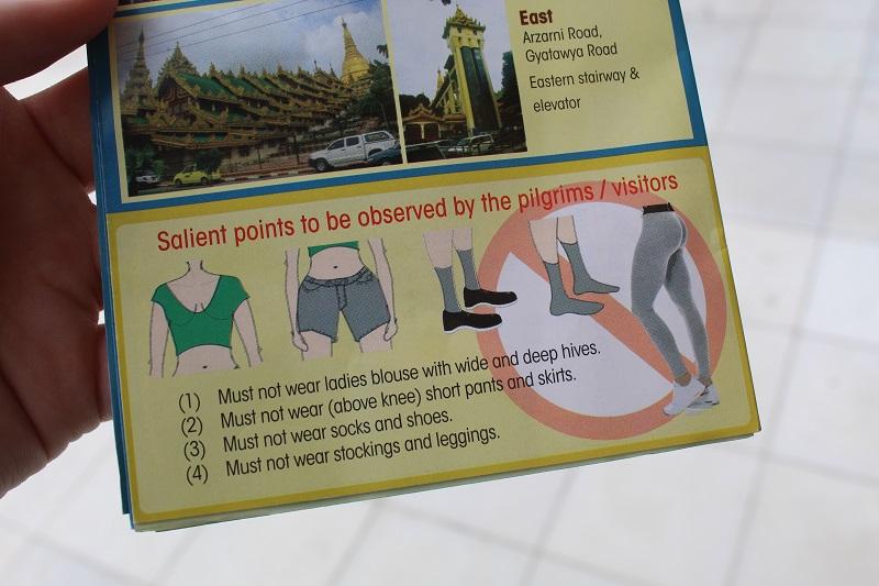 512 - 51 Travel Tips for Myanmar (Burma)