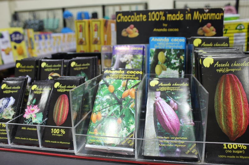 549 - Chocolate On The Road: Myanmar
