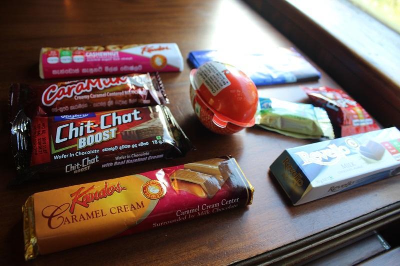 1814 - Convenience Store Chocolate in Sri Lanka (Taste Test)