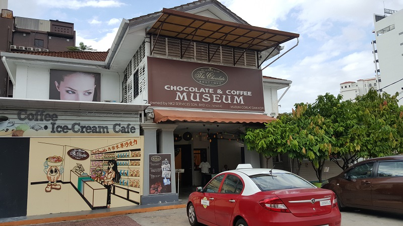 363 - Malaysia Chocolate: Guide to Penang Chocolate Shops