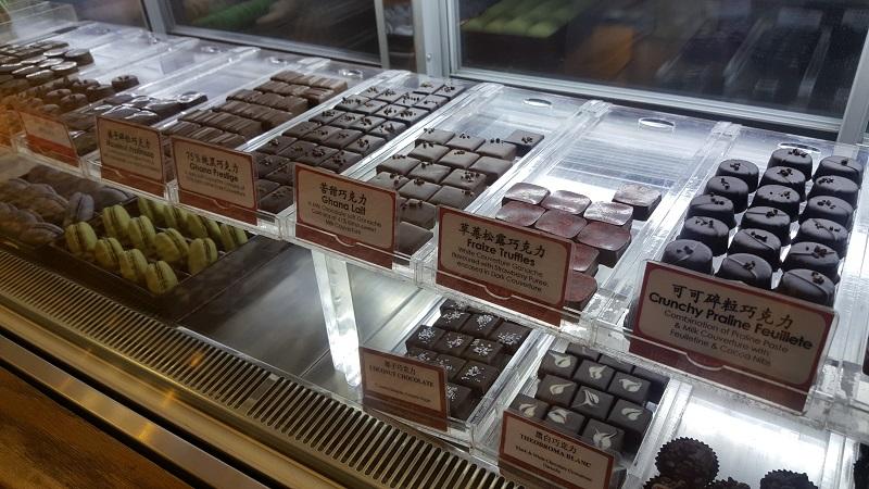 490 - 11 Kuala Lumpur Chocolate Shops & Cafes