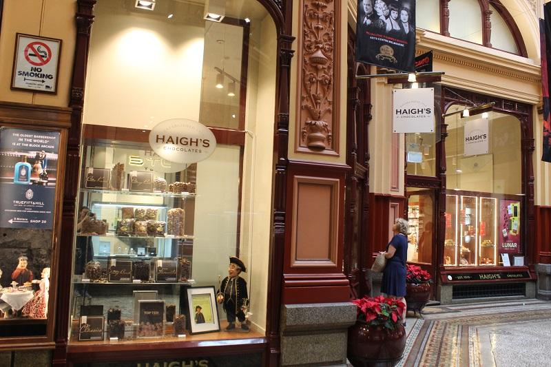 Camera 460 - 29 Best Melbourne Chocolate Shops & Destinations