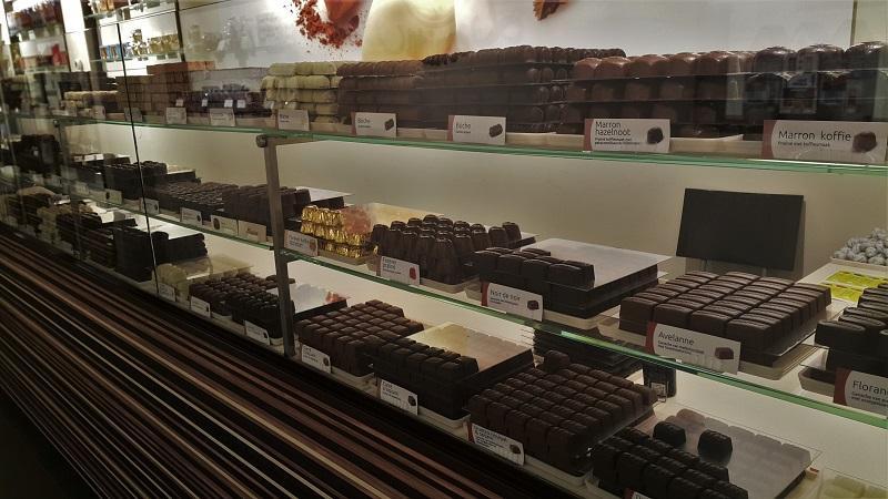 Amsterdam Belgium 589 - 33 Best Amsterdam Chocolate Shops & Destinations
