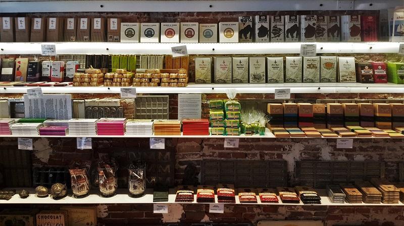 Amsterdam Belgium 597 - 33 Best Amsterdam Chocolate Shops & Destinations